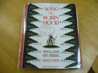 """バートンの""""SONG OF ROBIN HOOD""""再版"""