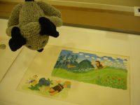 【幼年童話フェア】馬場のぼるさんの原画が見られます!