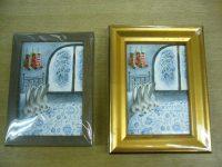 【クリスマス2020】イタリア製のポストカードミニ額販売開始(出久根育 編)