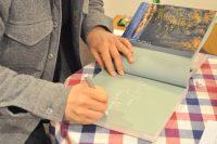 【大竹英洋写真展】大竹さんのお気に入りの本